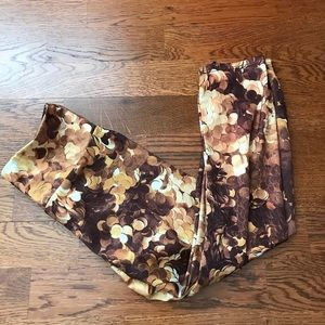 Onzie Coin leggings cropped